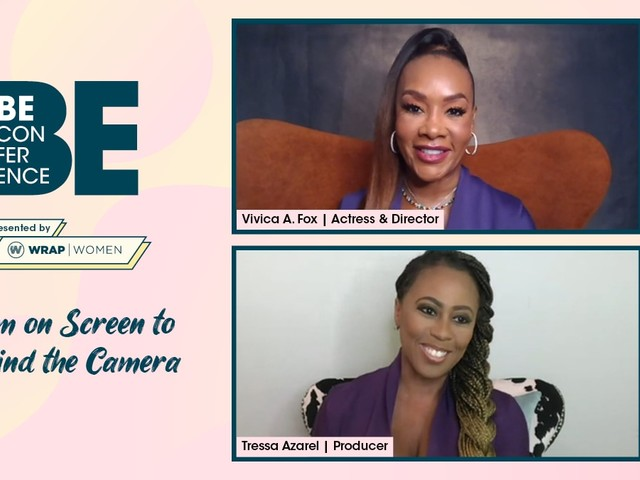 Vivica A Fox Calls Directing 'Next Chapter for My Career' (Video)