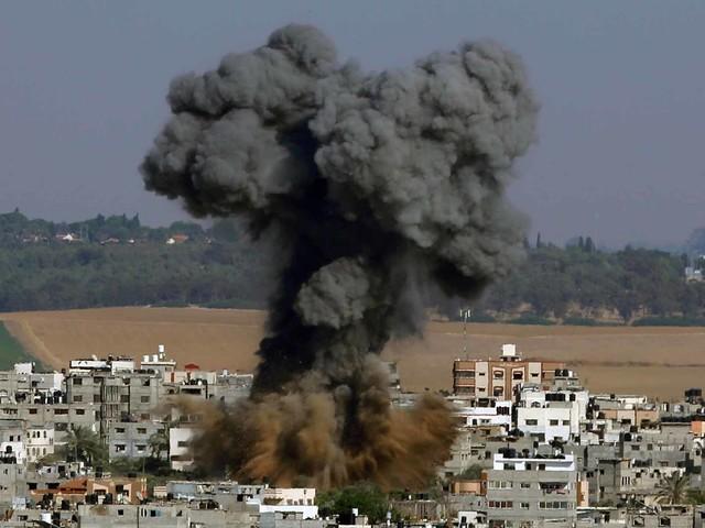 Israel, Hamas trade deadly fire as confrontation escalates