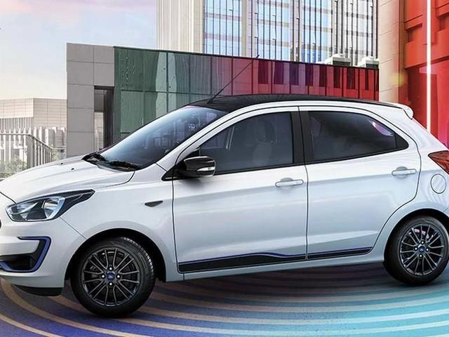 2019 Ford Figo Variant Details Revealed