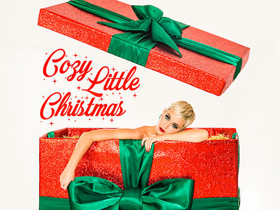 "Katy Perry's ""Cozy Little Christmas"" Is A Cute Festive Bop"