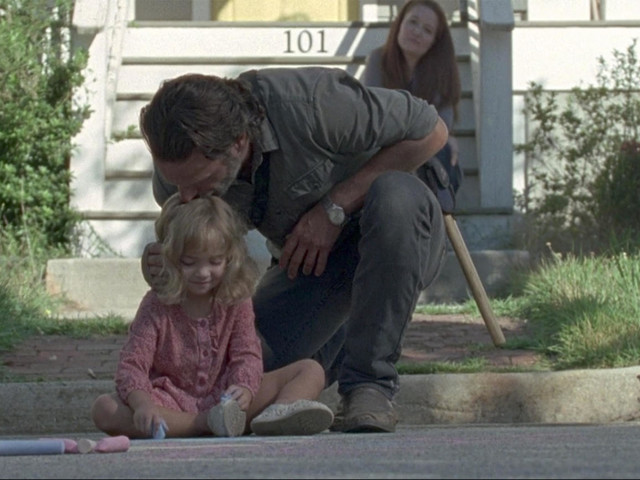 The Walking Dead: Could Judith Dying Be Good for Humanity?