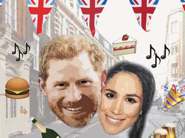 How To Throw A Royal Wedding Street Party Fit For A Prince Or Princess