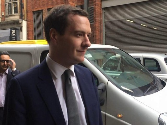Osborne defends new job as Evening Standard editor