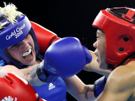 Commonwealth Games: NI boxers O'Hara, McNaul and Irvine beaten in finals