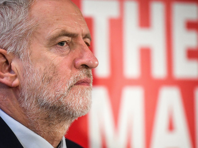 Victory For Jeremy Corbyn As Momentum-Backed Candidates Sweep NEC Elections