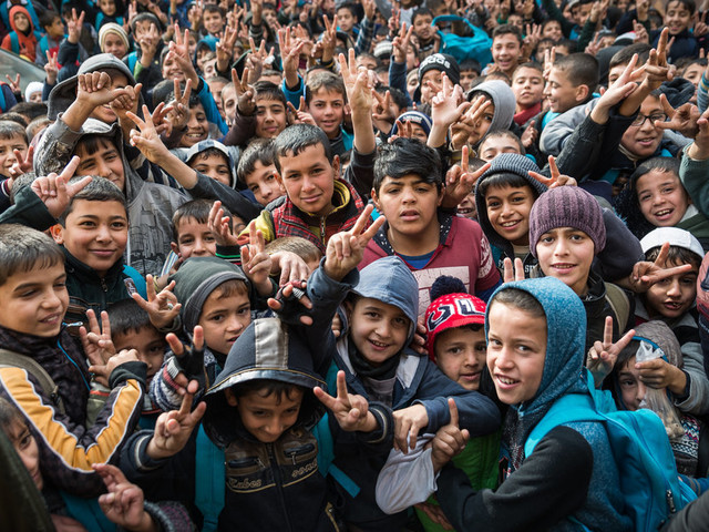 The Future Of Iraq Relies On Reuniting Divided Communities