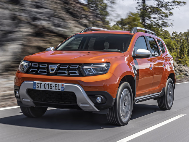 New-look 2021 Dacia Duster priced from £13,995