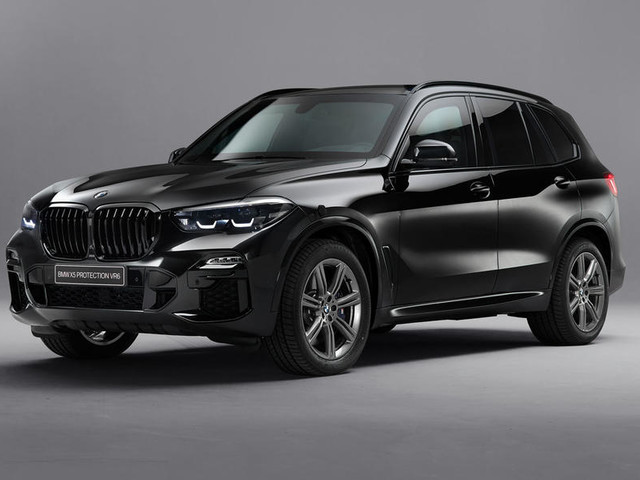 Armoured BMW X5 Protection VR6 revealed