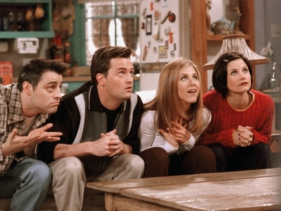 Jennifer Aniston, Courteney Cox, Lisa Kudrow Get Together for Mini 'Friends' Reunion During 2020 Emmys