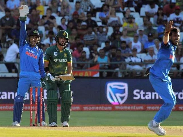 Loss To India A Reality Check For Us, Says JP Duminy