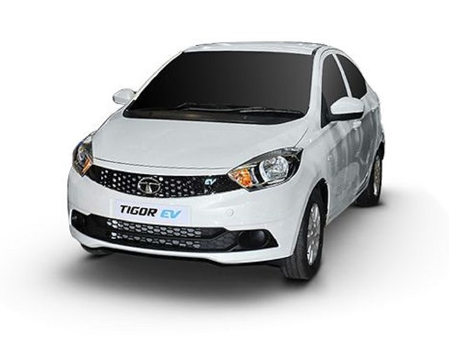 Tata Tigor EV Launched, Priced From Rs. 9.99 Lakhs