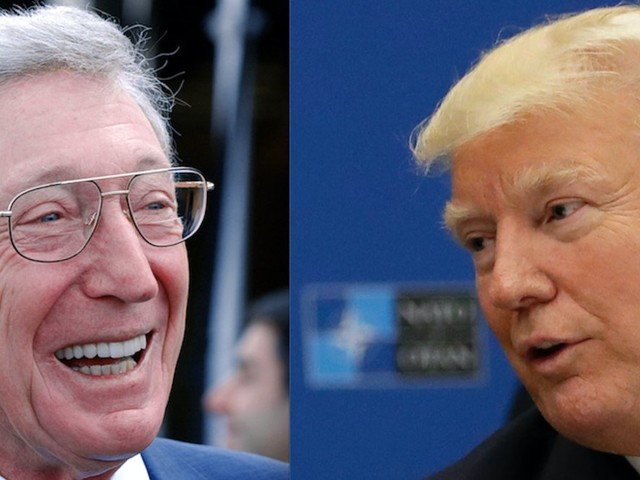 Trump calls shoppers boycotting Home Depot 'vicious and totally crazed' and urges his followers to 'fight' for billionaire cofounder Bernie Marcus