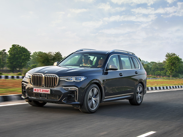 Review: BMW X7 India review, test drive