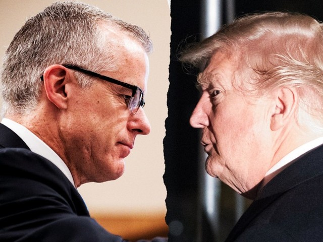 Did McCabe Jump or Was He Pushed?