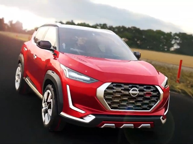 Nissan Magnite Concept makes world premiere