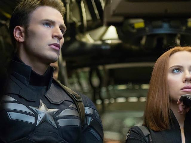 Chris Evans 'Wouldn't Be Surprised' if Black Widow Movie Happens