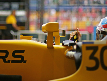 'A long time coming' – Jolyon Palmer scores first points of F1 season in Singapore