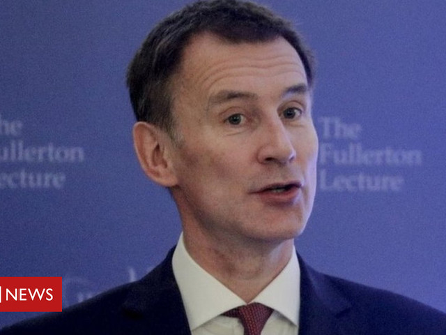 Brexit: Jeremy Hunt says UK 'can learn lessons' from Singapore