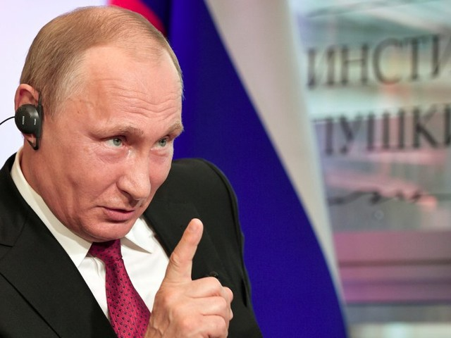 Putin believes that whatever country has the best AI will be 'the ruler of the world'