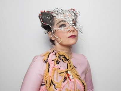 Björk shares new single and video 'The Gate'