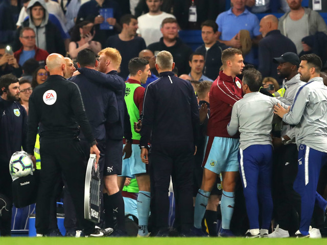 Premier League: Chelsea left frustrated by Burnley's 'anti-football'