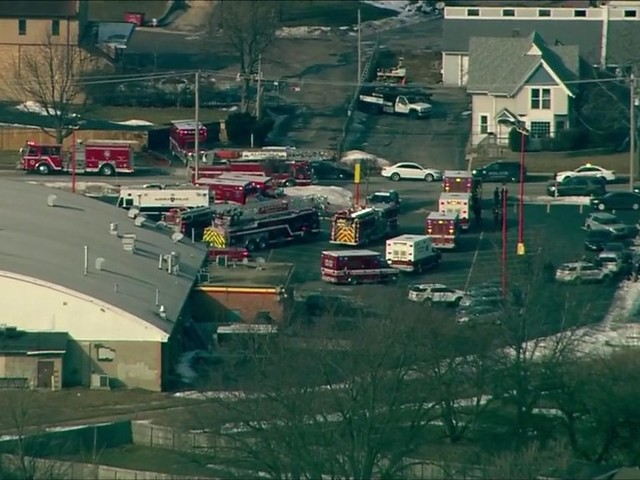 'Active shooter' reported at industrial park in Illinois