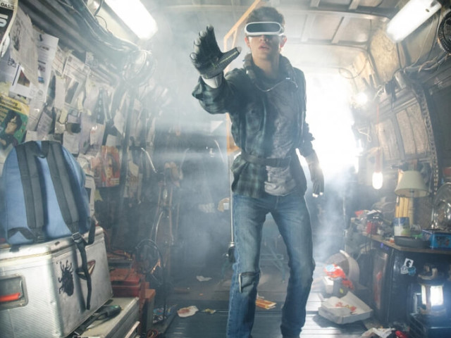Ready Player One first trailer is out