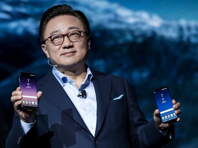 Samsung's next flagship smartphone may make an early appearance in January (SSNLF)
