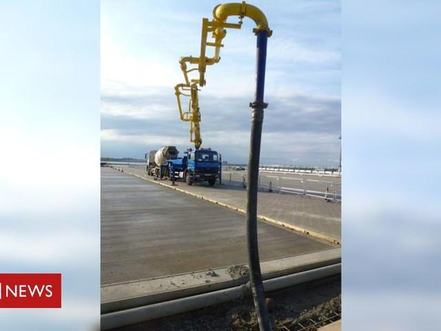 Felixstowe port death: Essex firm fined after worker killed