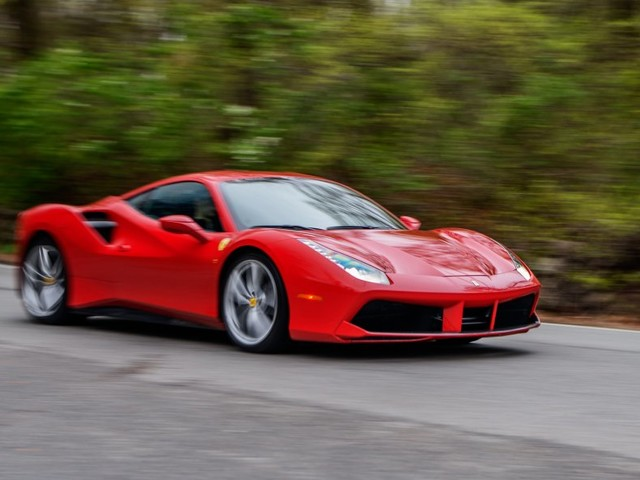 We drove a $250,000 Ferrari 488 and an $80,000 Corvette Z06 to see which we liked better — and the winner was clear