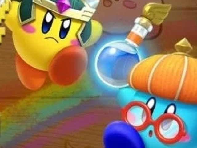 Tetris 99's latest special event is all about Kirby