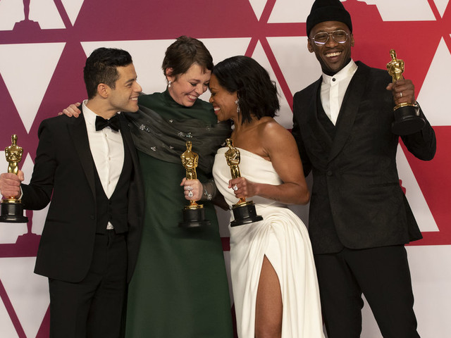 Oscars 2019: 8 Big Firsts From This Year's Academy Awards