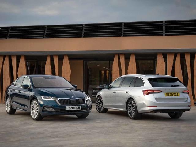 New 2020 Skoda Octavia: UK prices and specs revealed