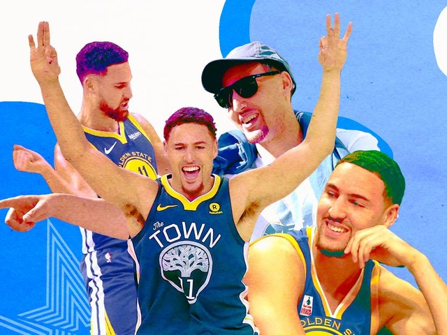 Klay Thompson is the most accidentally funny player in the NBA
