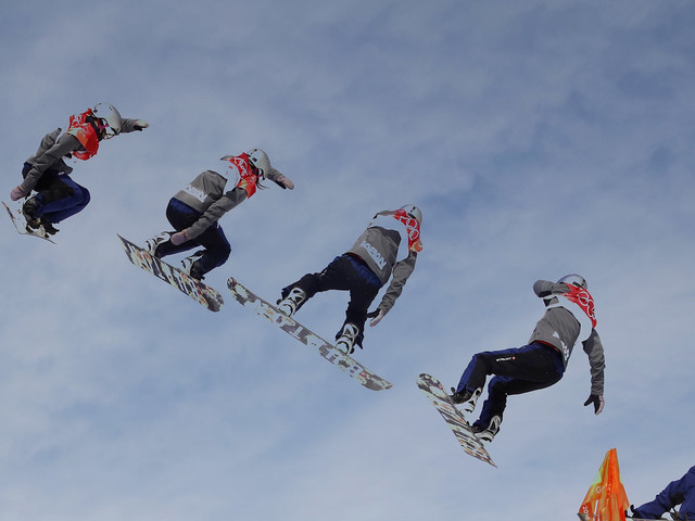 A Super Dangerous Event Just Debuted At The Winter Olympics