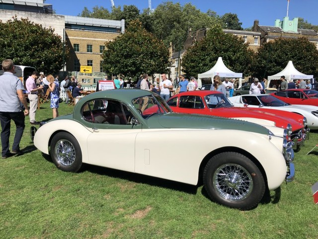 Our Postcard from the London Concours 2020