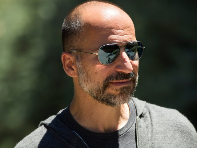 Uber CEO Dara Khosrowshahi says there's a chance the company may not IPO in 2019 after all