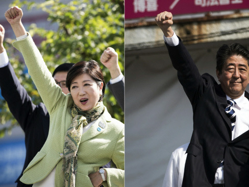 'Jack Bauer', 'Japanese Macron': Colourful candidates in Japan vote