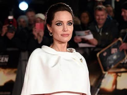 New Rumors About Angelina Jolie's Mystery Boyfriend And How She's Already Planning Her Next Wedding