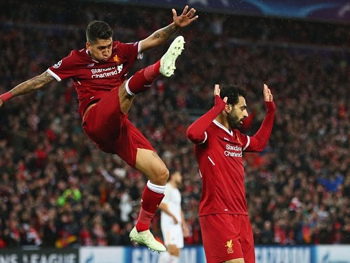 Jurgen Klopp's fighters come out swinging against Roma at Anfield