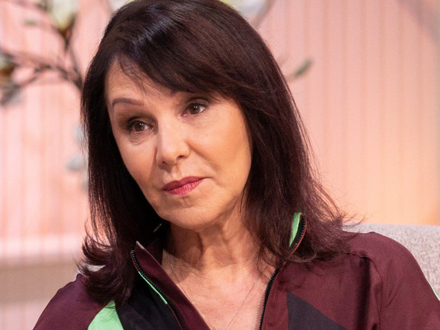Former 'Strictly' Judge Arlene Phillips Insists Seann Walsh And Katya Jones Should Stay On The Show - And Be Judged Fairly