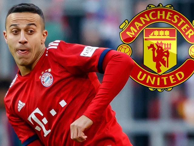 Thiago Alcantara set to leave Bayern Munich in summer putting Man Utd on red alert over long-term transfer target