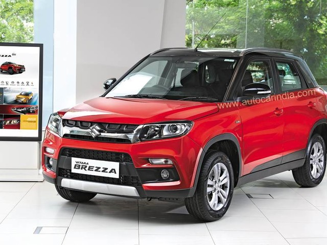 Up to Rs 1.05 lakh off on Maruti's Vitara Brezza, Swift, Dzire, Eeco