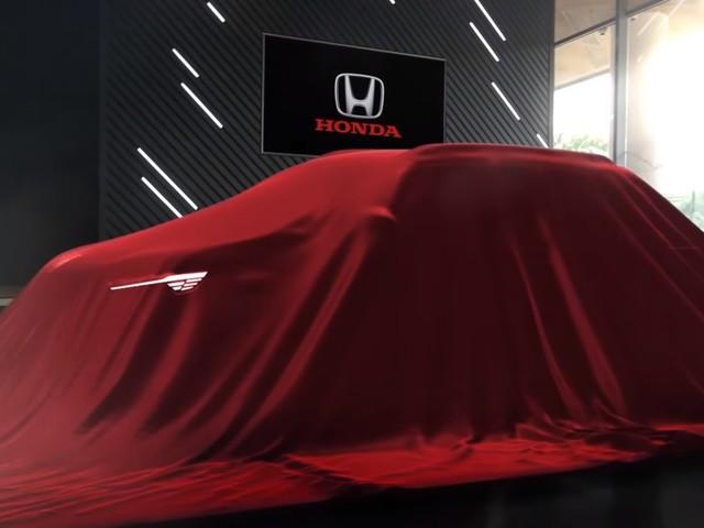 Honda Teases New SUV (Kia Sonet Rival), Likely To Debut In Nov 2021
