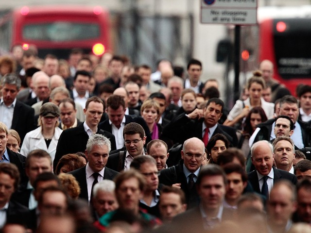 Reaction: global population to 'start shrinking in 44 years' as fertility rates crash