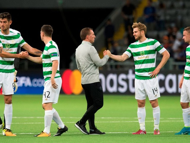 Brendan Rodgers backs Celtic 'fighters' to be in Champions League beyond Christmas after scare in Kazakhstan