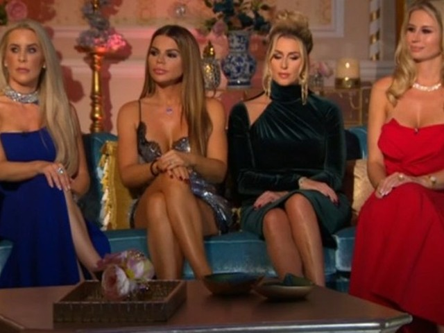 Was this the most dramatic episode of The Real Housewives Of Cheshire?