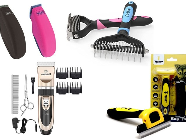 Best dog grooming clippers 2020: from electric groomers to cutting combs