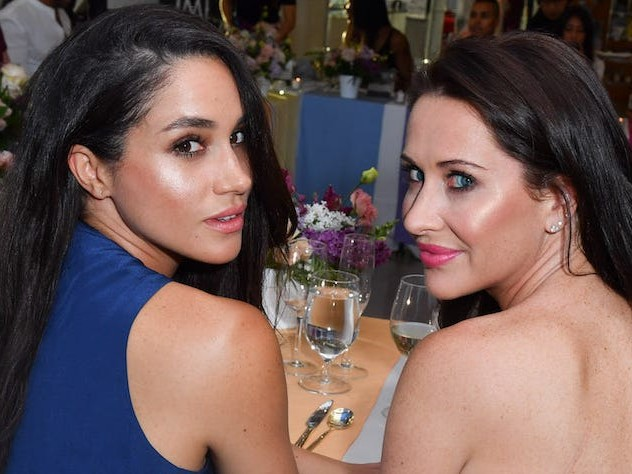Meghan Markle's best friend Jessica Mulroney is getting a Netflix show giving couples a second chance at their dream wedding