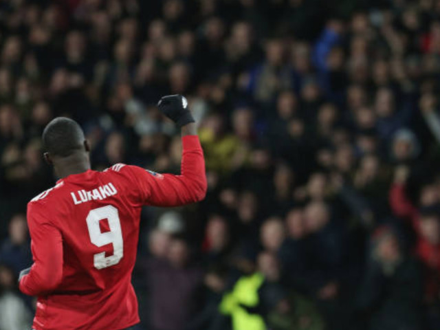 """Over to you Lukaku"" – United man has as many goals as rival strikers combined"